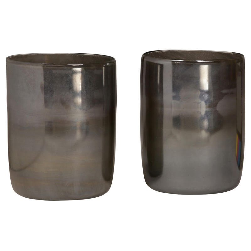 Glass Vase (set of 2)